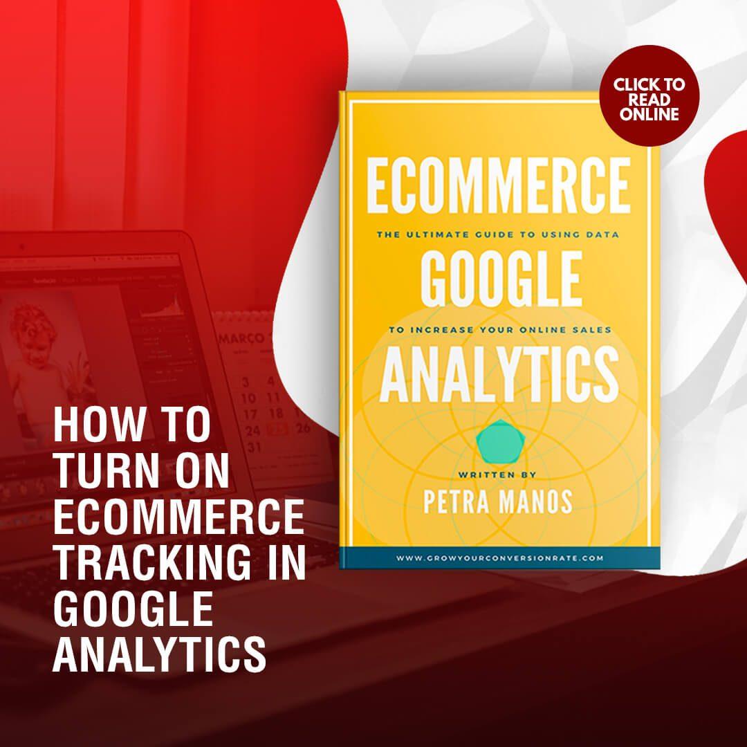 Ecommerce Tracking Google Analytics