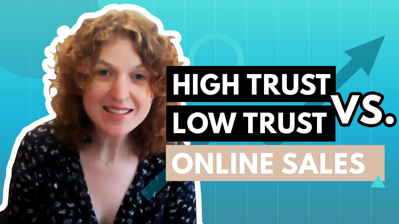 [Video] High Trust vs Low Trust And How It Impacts Sales