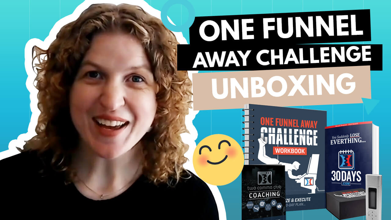 [Video] One Funnel Away Unboxing