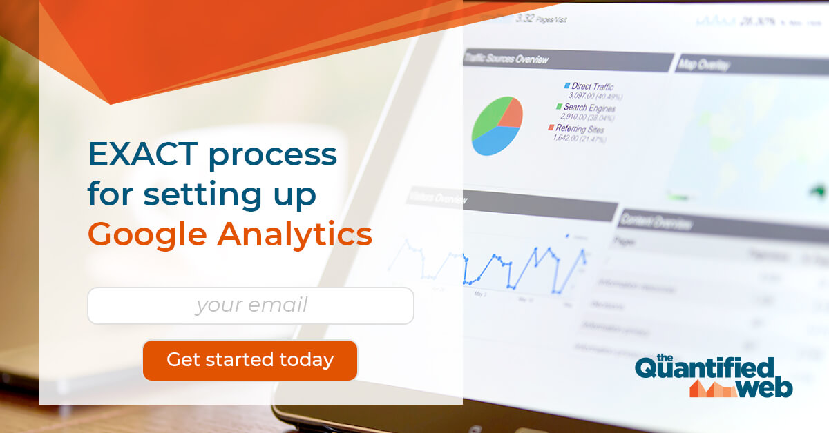 [Video] New Course – EXACT Process For Setting Up Google Analytics
