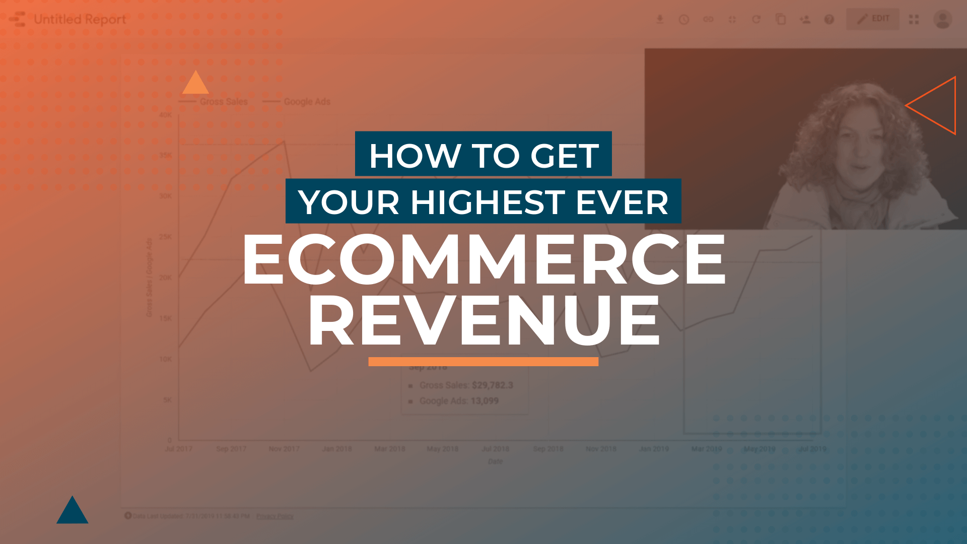 [Video] How to Get Your Highest Ever Ecommerce Revenue