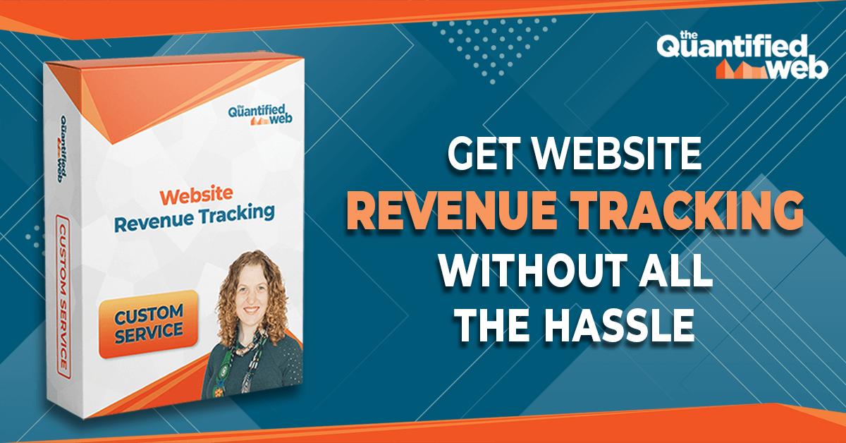 Website Revenue Tracking