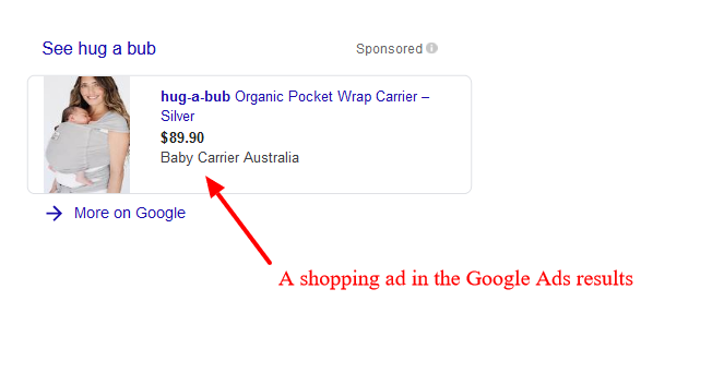 Can Google Search Network show image ads?