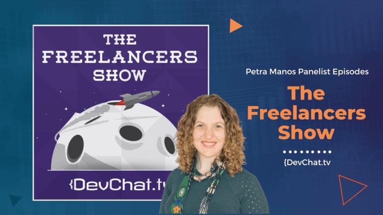 Petra Manos The Freelancer Show