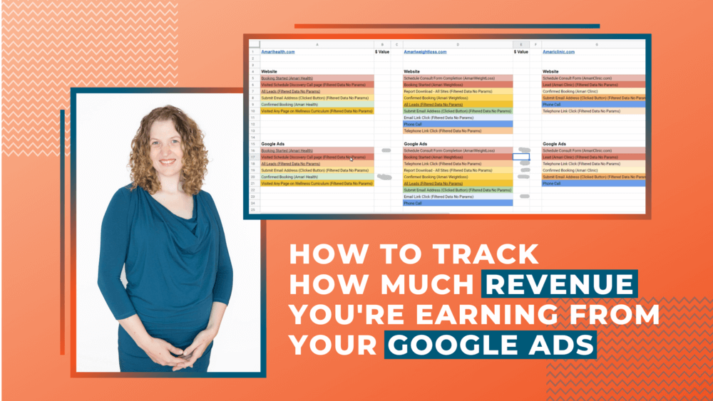 How to track how much revenue you're earning from Google Ads [video]