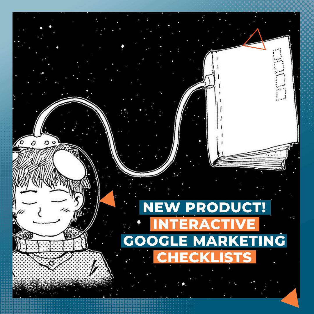 Interactive Google Marketing Checklist
