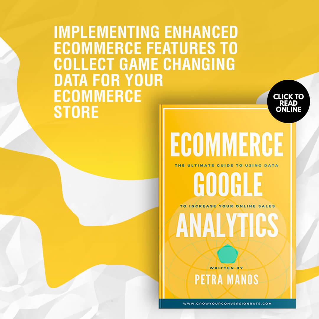 Google Analytics Ecommerce Implementation